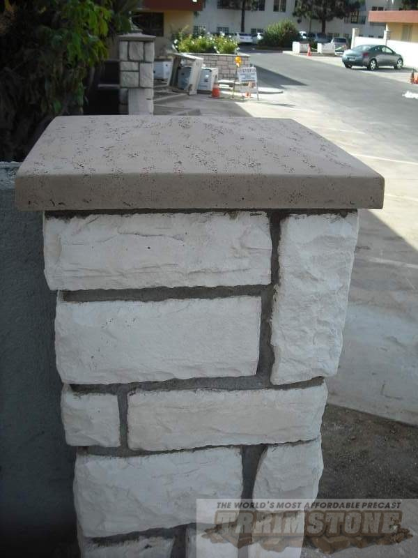 Stone Column Caps : Photo gallery wall caps and column