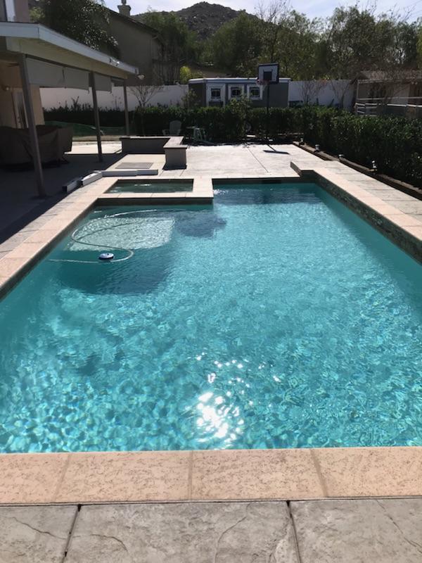 Trrimstone Pool Coping Photos